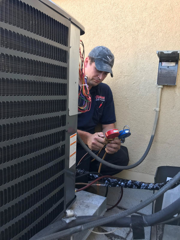 San Diego Residential Air Conditioning Service
